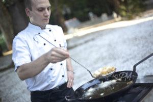chef frigge cibo