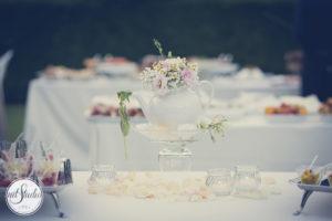Progetto Matrimonio - Mise en place