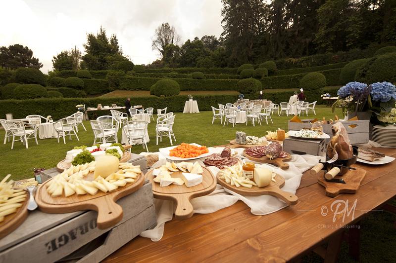 Progetto Matrimonio Catering in Toscana