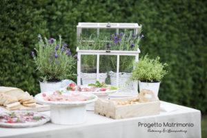 Catering Progetto Matrimonio Lucca