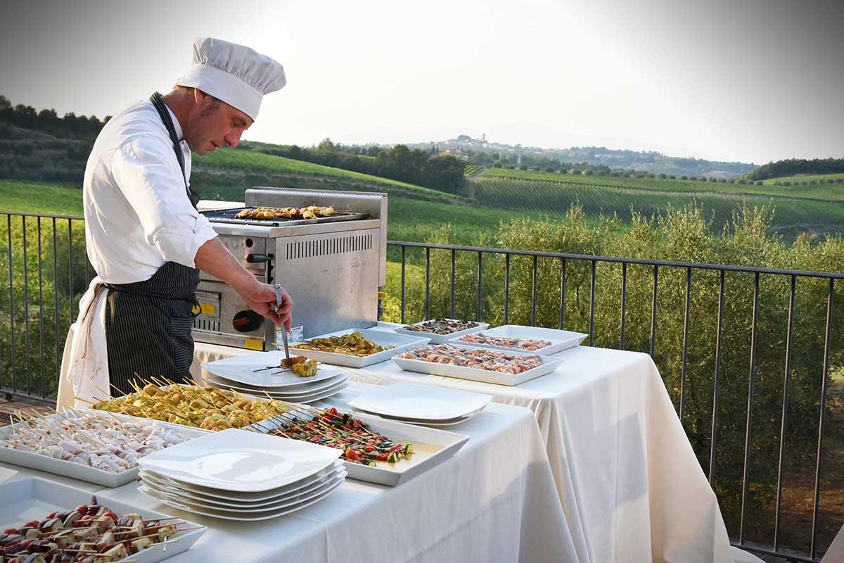 Progetto Matrimonio Catering Lucca