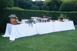 banchetto per catering