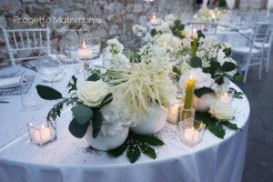 flower design bianco