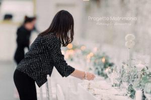 matrimonio stile greenery preparazione