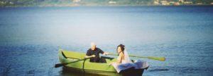 matrimonio barca