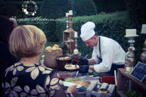 chef serve piatti