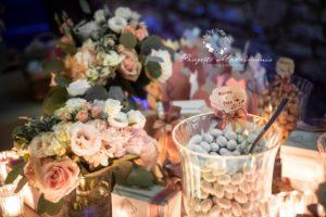 confetti e fiori