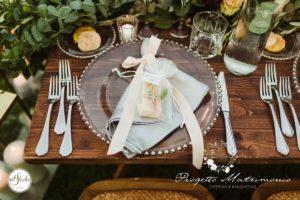 piatto con decorazione